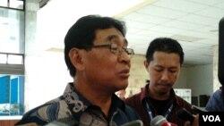 Wakil Menteri ESDM Susilo Siswoutomo (Foto: dok).