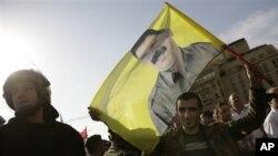 Li Salvegera Girtina Ocalan, Xwepêşandan li Tirkîye Tê Kirin