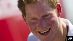 Британский принц Гарри