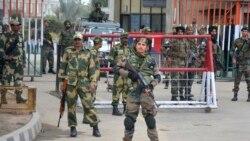 Kashmir နယ္ျခား ပါကစၥတန္-အိႏၵိယ ျပန္လွန္ပစ္ခတ္