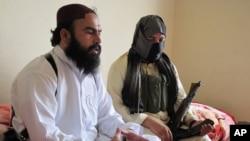 巴基斯坦塔利班二号头目拉赫曼。(摄于2011年7月28日)