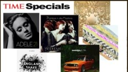 ده آلبوم برتر موسیقی سال ۲۰۱۱ به انتخاب نشریه تایم