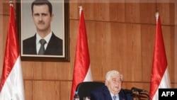 Suriye'nin Arap Birliği planını kabul ettiğini Dışişleri Bakanı Velid el-Muallim açıkladı