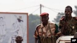 La MISCA entend rétablir la paix à Boda