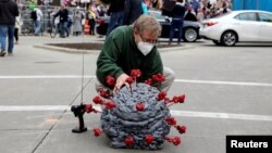 Wisconsin coronavirus protest