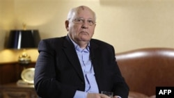 Cựu Chủ tịch Xô viết Mikhail Gorbachev