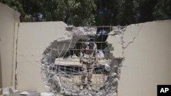 محکومیت استفادۀ راکت سکاد توسط لیبیا