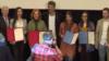 Dodeljene NUNS-ove nagrade za istraživačko novinarstvo, Žig infu plaketa za hrabrost