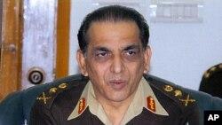 پاکستان کی فوج کے سربراہ جنرل اشفاق پرویز کیانی