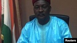 Ministan tsaron Nijer, Kalla Mountari .