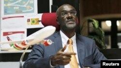 Mbuvi Ngunze Mkurugenzi Mtendaji wa Kenya Airways
