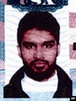 FILE - Illinois prosecutors recommended a five-year sentence for Mohammed Hamzah Khan, who pleaded guilty to trying to join militants abroad, and called for him to receive counseling and to consent to searches of his electronic devices during a supervised