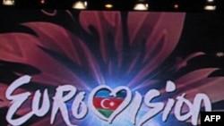 Eurovizion 2012 mahnı müsabiqəsinin rəmzi açarı Bakı merinə təqdim edilib