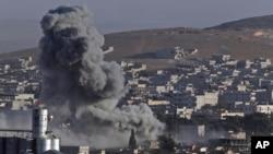Fighting Rages as Kobani Teeters on Falling to IS Militants