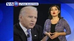 Sharp barbs, but no clear winner in U.S Vice-Presidential debate.