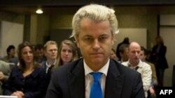 Голландский политик Геерт Вилдерс