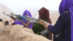 """Afg'on ayollari """"Islomiy davlat""""ga qarshi"""