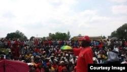 Gandri Maramba Reports On MDC-T Leaders Appeal To UN Secretary General