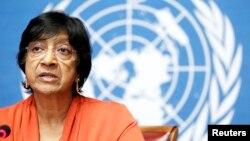 나비 필레이 유엔 인권담당 최고대표 (자료사진)