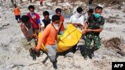 Con số tử vong do hai tai họa đồn dập xảy ra lên đến 400 người với hơn 300 người khác mất tích