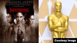 """Film """"Perempuan Tanah Jahanam"""" atau """"Impetigore"""" wakili Indonesia di Oscar 2021 (dok: Joko Anwar/AP)"""