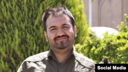 سهیل عربی زندانی عقیدتی در ایران