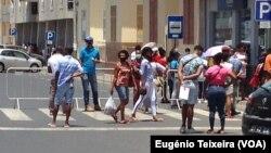 Cidade da Praia sob estado de emergência, Cabo Verde