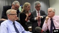 Evropski zvaničnici na sastanku u Briselu