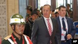 Sergei Lavrov, Güney Asya Ülkeleri Birliği (ASEAN) toplantısı için Laos'a gitti. Rus Dışişleri Bakanı, burada Afganistan'daki duruma ilişkin değerlendirmelerde bulundu.