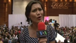 VOA Pop Notes - Eps. Fashion Beauty Lifestyle Expo Segmen 1