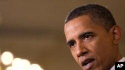 奧巴馬總統在中期選舉後舉行記者會
