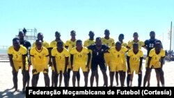 Selecção moçambicana de Futebol de Praia