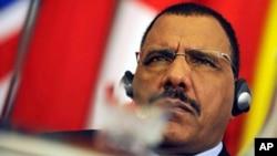 Mohamed Bazoum, le 7 septembre 2011
