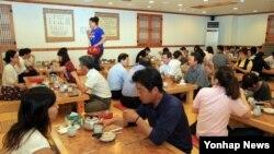 탈북자 김씨의 식당 창업 알아보기 (4)