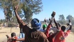 Report on Political Violence Filed By Gandri Maramba