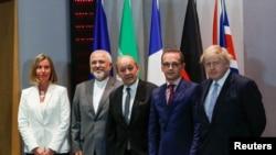اتحادیه اروپا تاکنون از توافق برجام حمایت کرده است.