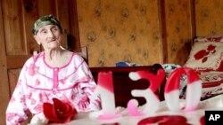 انیتی سا خوکاوا اپنی 130 ویں سالگرہ پر