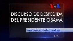 Discurso de despedida de Barack Obama