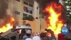 Tumultos em São Tomé resultam em um morto