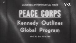 """60 godina američkog """"Mirovnog korpusa"""""""