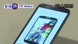 Samsung trình làng Galaxy S4 tại Hàn Quốc (VOA60)