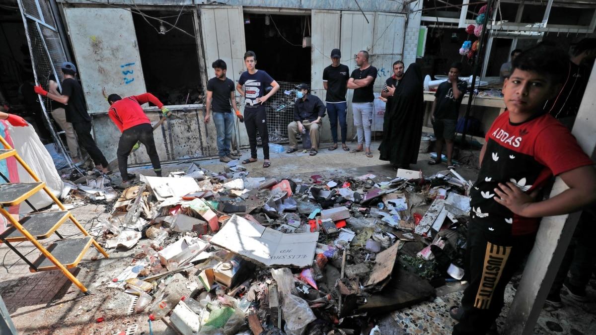 Irak Sebut Pelaku Bom Bunuh Diri Diduga ISIS