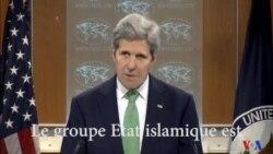Washington accuse l'EI de génocide dans les territoires qu'il contrôle