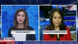 Laporan Langsung VOA untuk Kompas TV: Hari Ketiga Konvensi Nasional Partai Demokrat