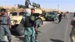 حمله هوایی ناتو به مواضع طالبان در قندوز