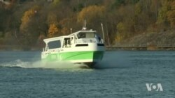 Battery Power for Commuter Ferries
