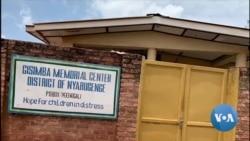 Un ancien pensionnaire visite le centre Gisimba de Nyamirambo à Kigali