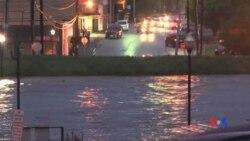 2017-05-01 美國之音視頻新聞: 美國龍捲風洪水肆虐致多人喪生 (粵語)