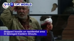 VOA60 World PM - Deadly Suicide Blast Hits Afghan Forces in Kabul
