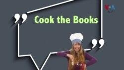 انگلش اِن اے منٹ: آج کا محاورہ ہے Cook the Books